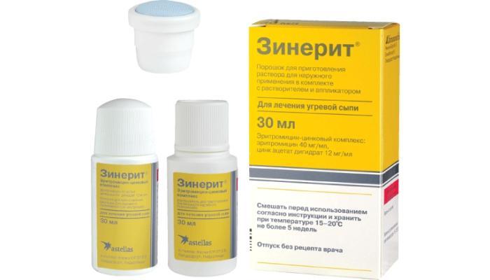Форма выпуска препарата - два флакона и специальный аппликатор
