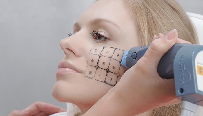 Термаж - одна из альтернативных методик омоложения кожи вокруг глаз