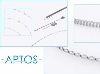 Нити Аптос производятся в России из полипропилена