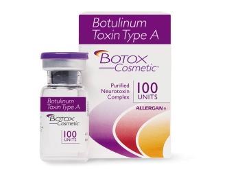 Ориентировочные цены на препарат Ботокс для введения в разные области