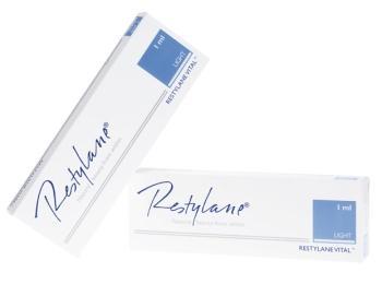 Препараты Рестилайн можно приобрести по цене от 10 до 16 т рублей