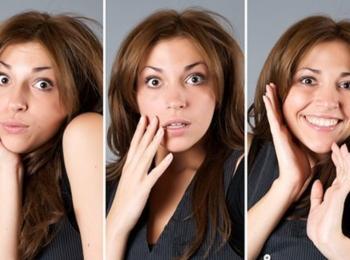 Живая мимика и другие факторы способствуют раннему появлению морщин
