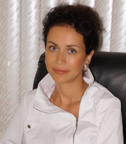 Ирина Лисина, косметолог