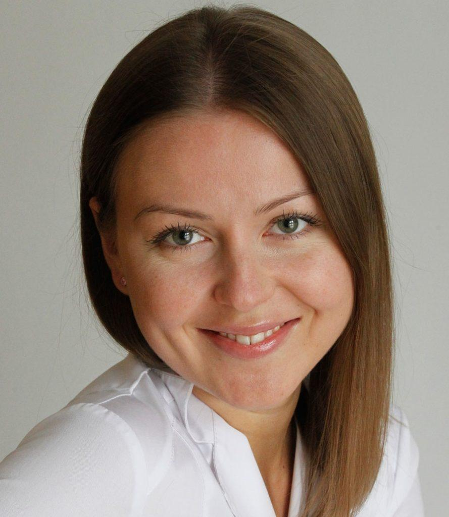 Людмила Анохина, врач-дерматовенеролог